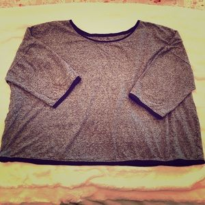 Eileen Fisher lounge top
